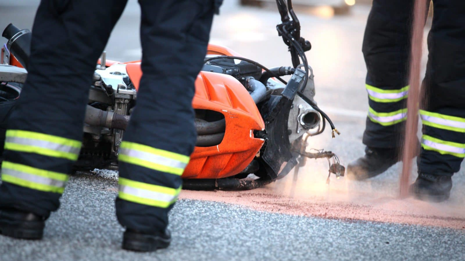 Motorcycle Accident Lawyers Dallas TX   Thompson Law   1-800
