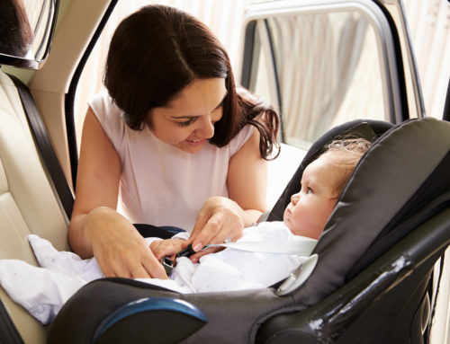 Updates for Child Safety Seats — How Does This Impact Texas Seat Belt Law?