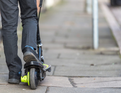 Dallas Man Dies After an Electric Scooter Accident